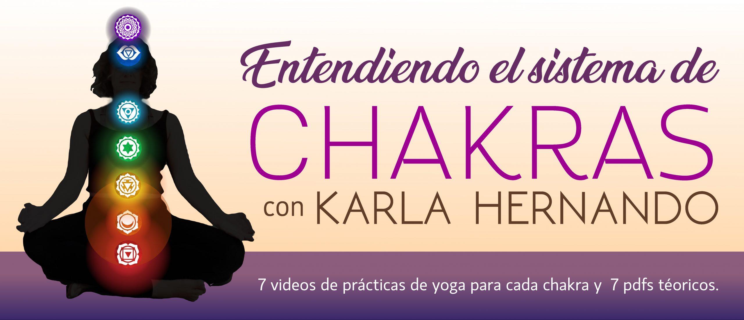 Entendiendo el sistema de chakras